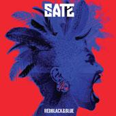 Sate - Redblack&blue