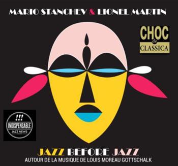 Jazz Before Jazz - Mario Stantchev & Lionel Martin