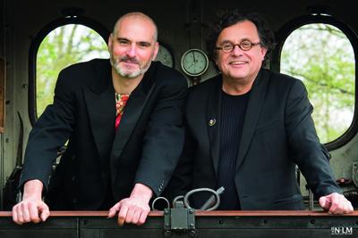 Mario Stantchev & Lionel Martin