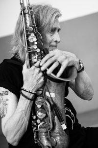 Steve Mackay en 2014 © Christophe Charpenel