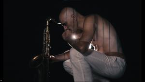Le saxophoniste Lionel Martin - 2020